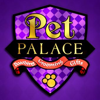 Pet Palace logo